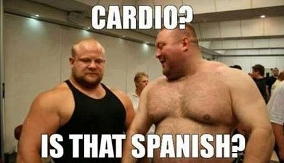 """How To Do """"Cardio"""" Without Doing """"Cardio"""""""