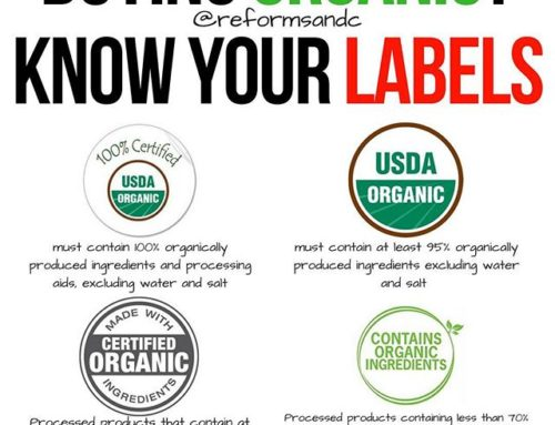 "Buying Organic? Know Your Labels by @reformsandc . Let's talk about organic products and how they're labeled. They are everywhere, and similar to the fat free phenomena of the early 2000's where everyone thought that fat was awful for you, the same conclusion can be drawn for organic products except this time on the opposite end of the spectrum. People think that if something is labeled organic that it has to be good for you. . Wait, I thought all organic labels meant the same thing? Not necessarily. Let me explain. . There are a few different categories of ""organic foods"". When you're shopping for organic foods in the U.S., look for the ""USDA Organic"" seal. Only foods that are 95 to 100 percent organic (and GMO-free) can use the USDA Organic label. . 100% Organic – Foods that are completely organic or made with 100% organic ingredients may display the USDA seal. . Organic – Foods that contain at least 95% organic ingredients may display the USDA seal. . Made with organic ingredients – Foods that contain at least 70% organic ingredients will not display the USDA seal but may list specific organic ingredients on the front of the package. . Contains organic ingredients – Foods that contain less than 70% organic ingredients will not display the USDA seal but may list specific organic ingredients on the information panel of the package. . The scariest one, in my opinion, is the ""Made with organic ingredients"". While they are not allowed to use the USDA Organic seal, many times seeing the word ""organic"" in any capacity can lead to a purchase. The issue with this is that there are still 30% of the ingredients that can be complete trash. . Just because it says ""Organic"" shouldn't make it synonymous with ""good for you""."